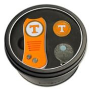 Team Golf Tennessee Volunteers Switchfix Divot Tool, Cap Clip & Ball Marker Set