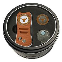 Team Golf Texas Longhorns Switchfix Divot Tool, Cap Clip & Ball Marker Set