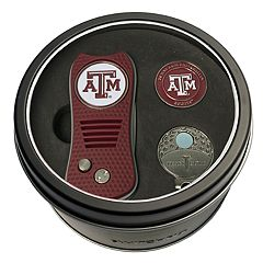 Team Golf Texas A&M Aggies Switchfix Divot Tool, Cap Clip & Ball Marker Set