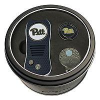 Team Golf Pitt Panthers Switchfix Divot Tool, Cap Clip & Ball Marker Set