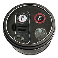 Team Golf Cincinnati Bearcats Switchfix Divot Tool, Cap Clip & Ball Marker Set
