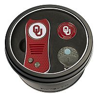 Team Golf Oklahoma Sooners Switchfix Divot Tool, Cap Clip & Ball Marker Set