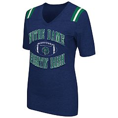 Women's Campus Heritage Notre Dame Fighting Irish Distressed Artistic Tee