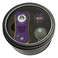 Team Golf East Carolina Pirates Switchfix Divot Tool, Cap Clip & Ball Marker Set