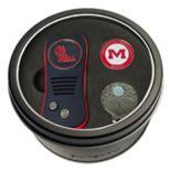 Team Golf Ole Miss Rebels Switchfix Divot Tool, Cap Clip & Ball Marker Set