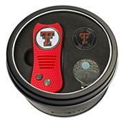 Team Golf Texas Tech Red Raiders Switchfix Divot Tool, Cap Clip & Ball Marker Set