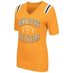 Women's Campus Heritage Tennessee Volunteers Distressed Artistic Tee