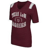Women's Campus Heritage Texas A&M Aggies Distressed Artistic Tee