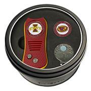 Team Golf Iowa State Cyclones Switchfix Divot Tool, Cap Clip & Ball Marker Set