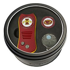 Team Golf Iowa State Cyclones Switchfix Divot Tool, Cap Clip & Ball Marker Set