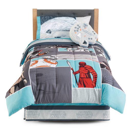 Star Wars: Episode VIII The Last Jedi Comforter