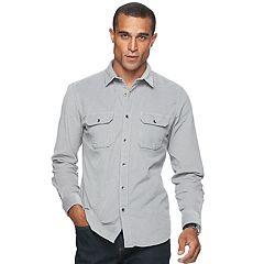 Men's Apt. 9® Slim-Fit Stretch Corduroy Shirt