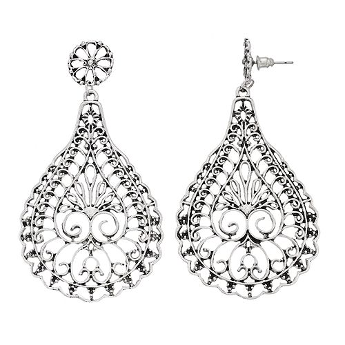 Mudd® Double Drop Earrings