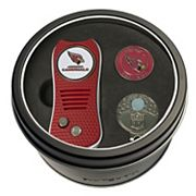 Team Golf Arizona Cardinals Switchfix Divot Tool, Cap Clip & Ball Marker Set