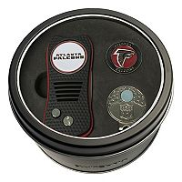 Team Golf Atlanta Falcons Switchfix Divot Tool, Cap Clip & Ball Marker Set