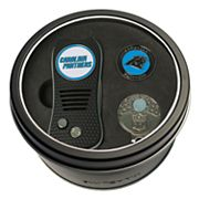 Team Golf Carolina Panthers Switchfix Divot Tool, Cap Clip & Ball Marker Set