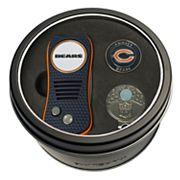 Team Golf Chicago Bears Switchfix Divot Tool, Cap Clip & Ball Marker Set
