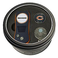 Team Golf Chicago Bears Switchfix Divot Tool, Cap Clip & Ball Marker Set