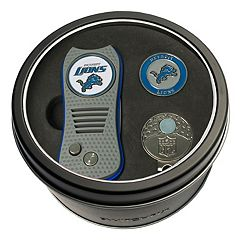 Team Golf Detroit Lions Switchfix Divot Tool, Cap Clip & Ball Marker Set
