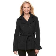Juniors Peacoat Coats & Jackets - Outerwear, Clothing | Kohl's
