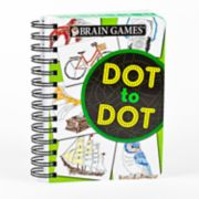 Brain Games Dot-To-Dot Book by Publications International, Ltd.