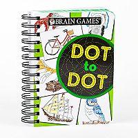 Brain Games Dot-To-Dot Book by Publications International, Ltd.