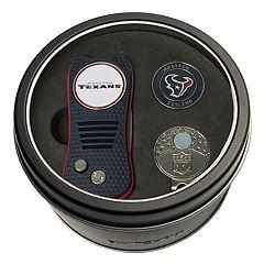 Team Golf Houston Texans Switchfix Divot Tool, Cap Clip & Ball Marker Set