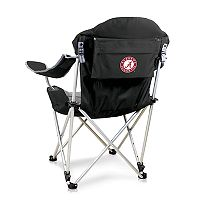 Picnic Time Alabama Crimson Tide Reclining Camp Chair