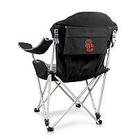 Picnic Time USC Trojans Reclining Camp Chair