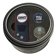 Team Golf New York Giants Switchfix Divot Tool, Cap Clip & Ball Marker Set