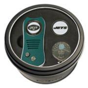 Team Golf New York Jets Switchfix Divot Tool, Cap Clip & Ball Marker Set