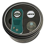 Team Golf New York Jets Switchfix Divot Tool, Cap Clip & Ball Marker Set