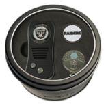 Team Golf Oakland Raiders Switchfix Divot Tool, Cap Clip & Ball Marker Set