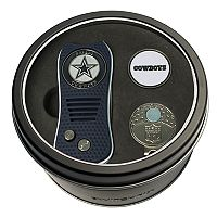 Team Golf Dallas Cowboys Switchfix Divot Tool, Cap Clip & Ball Marker Set