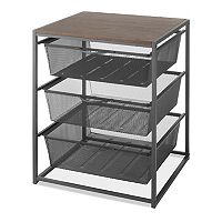 Whitmor 3-Drawer Chest Organizer