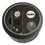 Team Golf Pittsburgh Steelers Switchfix Divot Tool, Cap Clip & Ball Marker Set
