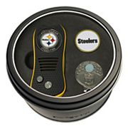 Team Golf Pittsburgh Steelers Switchfix Divot Tool, Cap Clip & Ball Marker Set