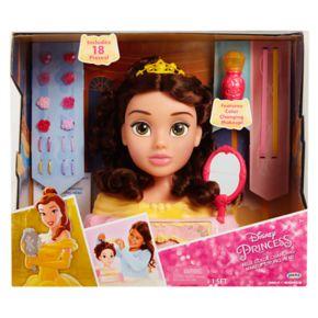 Disney Princess Belle Majestic Styling Head
