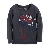 Disney / Pixar Cars 3 Boys 4-10 Lightning McQueen Softest Graphic Tee by Jumping Beans®