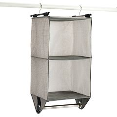 Whitmor 2 Section Closet Organizer