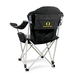 Picnic Time Oregon Ducks Reclining Camp Chair