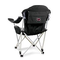 Picnic Time South Carolina Gamecocks Reclining Camp Chair
