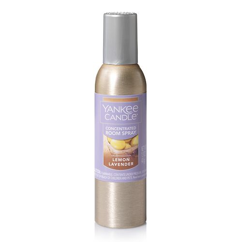 Yankee Candle Lemon Lavender Room Spray