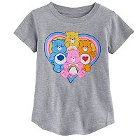 Toddler Girl Jumping Beans® Care Bears Heart Graphic Tee