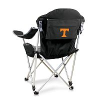 Picnic Time Tennessee Volunteers Reclining Camp Chair