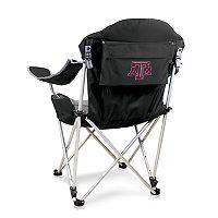 Picnic Time Texas A&M Aggies Reclining Camp Chair