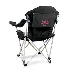 Picnic Time Texas A&M Aggies Reclining Camp Chair