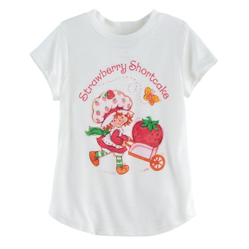 Toddler Girl Jumping Beans® Strawberry Shortcake Graphic Tee