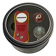 Team Golf Washington Redskins Switchfix Divot Tool, Cap Clip & Ball Marker Set