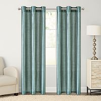 The Big One® 2-pack Faux Silk Window Curtains